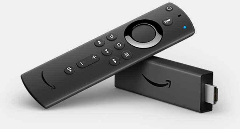 Fire stick 4K TV