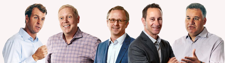 Leapfrog Executive Team