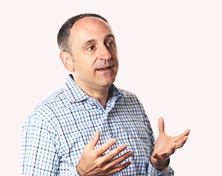 Tony DeNunzio, SVP, General Manager